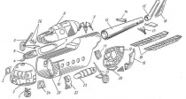 Airframe parts